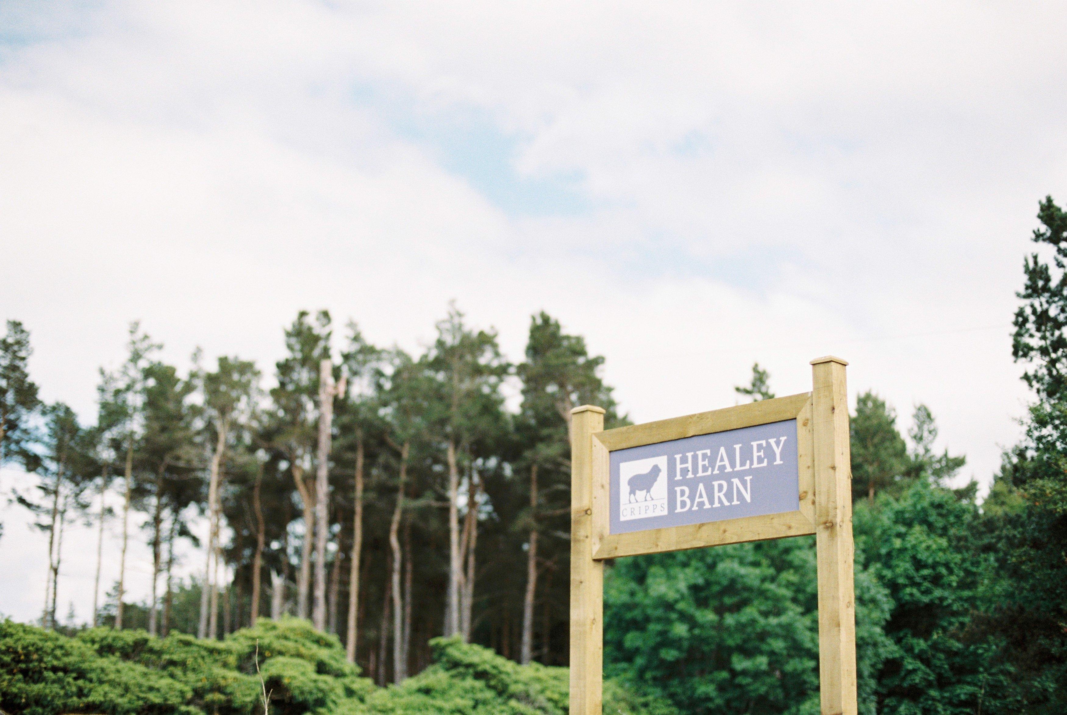 Introducing: Cripps Healey Barn, Northumberland Wedding Venue | North East Wedding Photographer