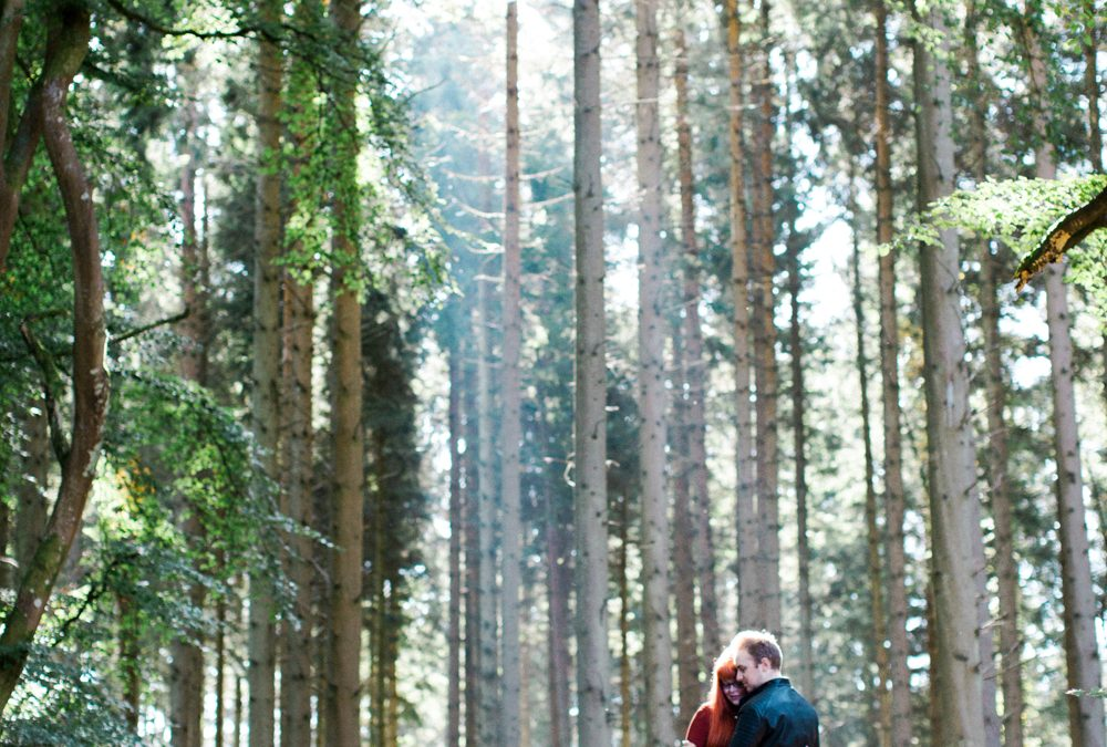 Clara and Raohan's Kielder Water Pre Wedding Shoot | North East Creative Fine Art Wedding Photographer