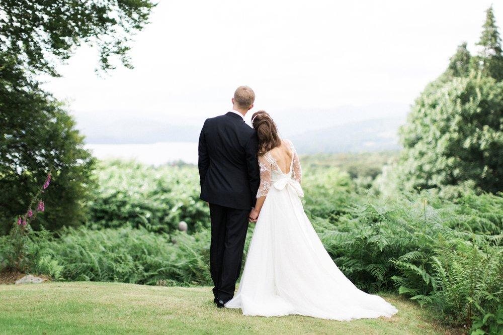 Summer Lakeland Wedding at Gossel Ridding   Lake District Fine Art Wedding Photographer