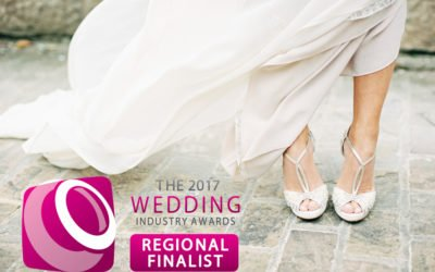 Regional Finalist for The Wedding Industry Awards | North East Wedding Photographer