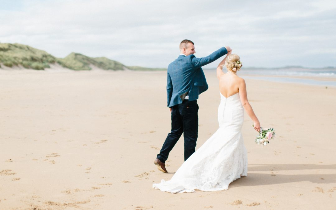Michael and Charlotte's Newton Hall Wedding | North East Fine Art Wedding Photographer