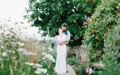 Summer Wedding at Healey Barn | North East Wedding Photographer