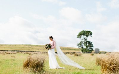 Boho Chic Wedding at Wild Northumbrian | North East Wedding Photographer