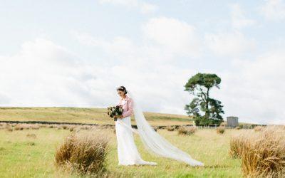 Boho Chic Wedding at Wild Northumbrian | North East Wedding Photographer