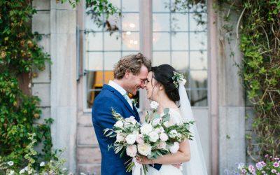 Tuscany Inspired Wedding At Askham Hall | Lake District Wedding Photographer