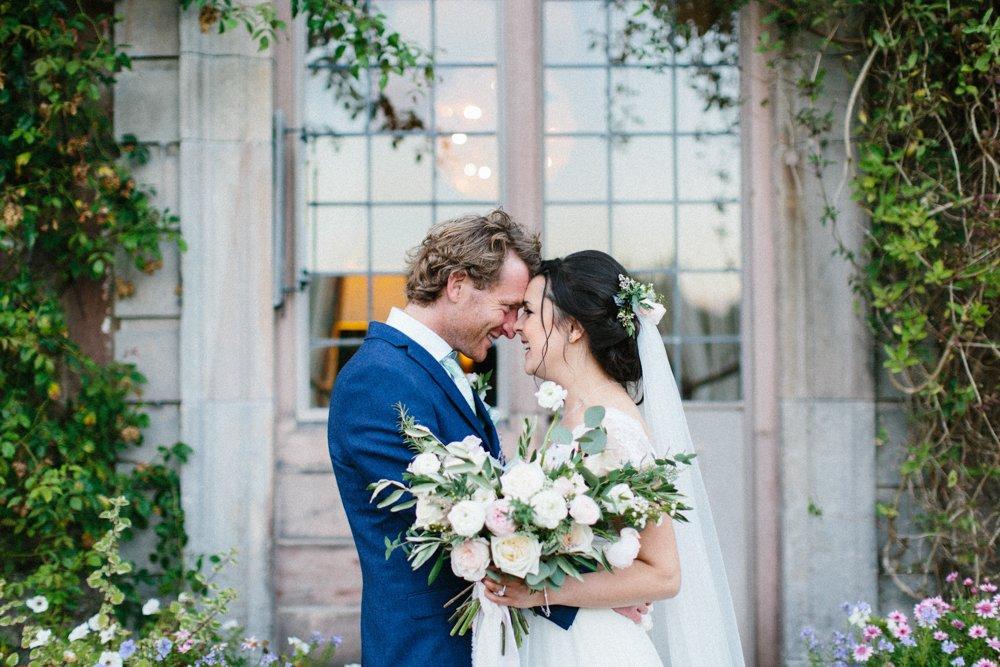 Tuscany Inspired Wedding At Askham Hall | Lake District Wedding Photographer
